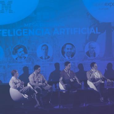 mesa redonda inteligencia artificial