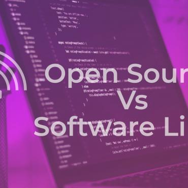 Open Source Cersus Software Libre
