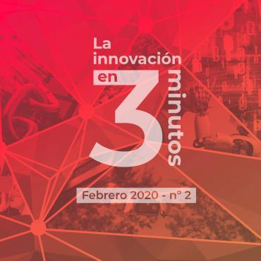 Innovacion en 3 minutos