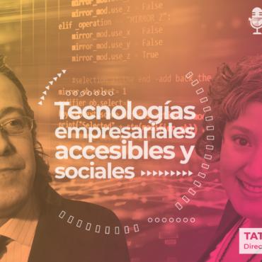 Accesibilidad y usabilidad con Tatiana Alemán